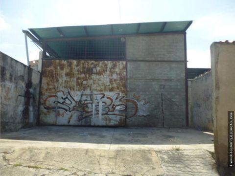 galpon comercial en venta zona centro barquisimeto 20 19278 mf