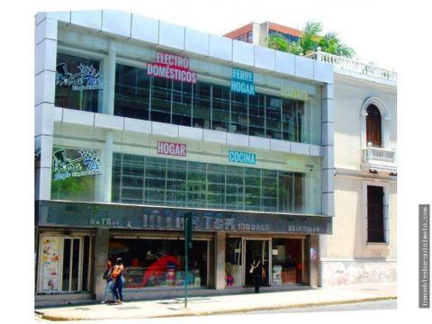 edificio en venta en zona centro barquisimeto lara 21 7316 nd