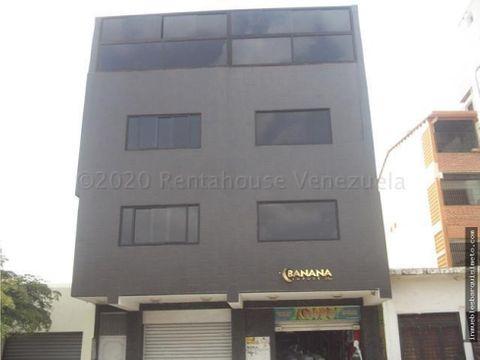 edificio en alquiler centro de barquisimeto 21 5674 rg
