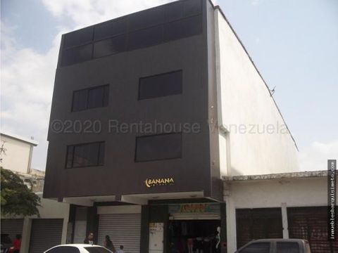 edificio en alquiler centro de barquisimeto 21 5674 nds