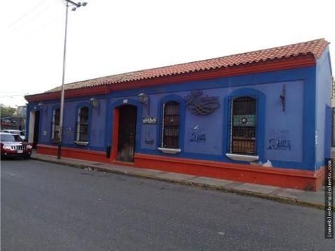 casa en venta centro barquisimeto mls 22 5189