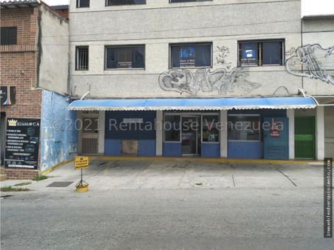 local comercial en alquiler centro barquisimeto mls 21 25967 fcb
