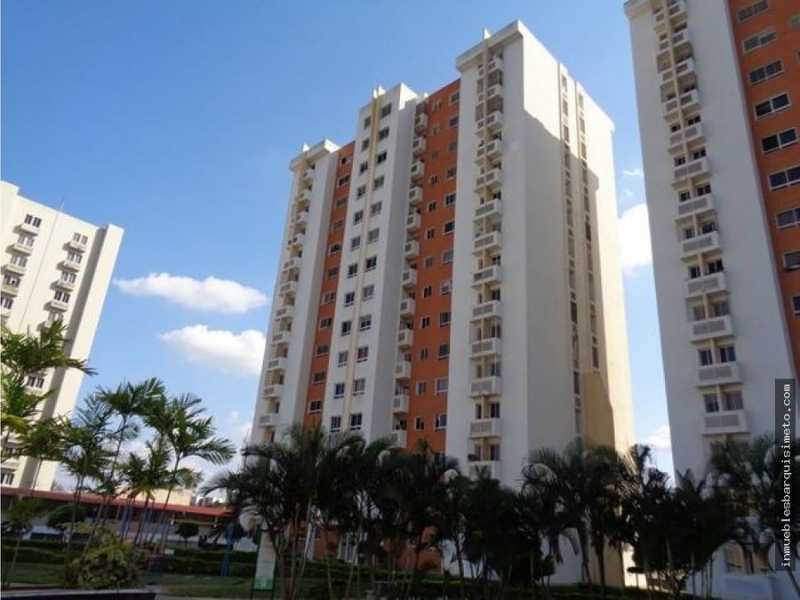 apartamento en venta en zona este barquisimeto jrh 20 16915