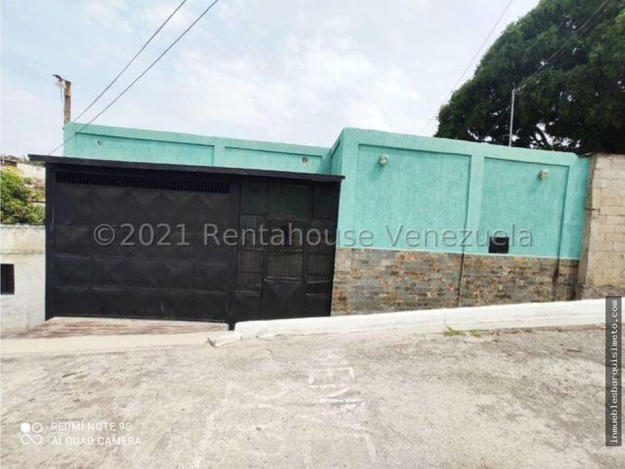 casa en venta p union barquisimeto 21 22227 nds