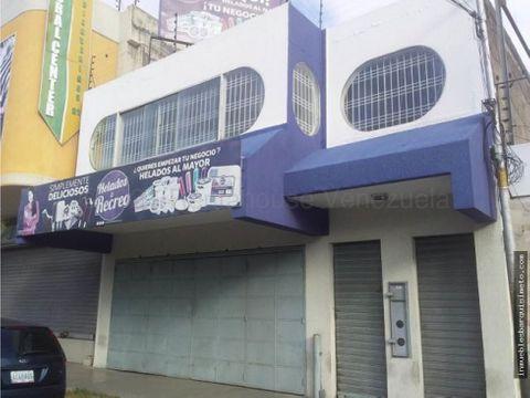 comercial en venta centro de barquisimeto 21 15596 rg