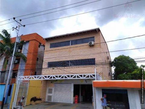 edificio en alquiler cabudare centro 21 20715 nds