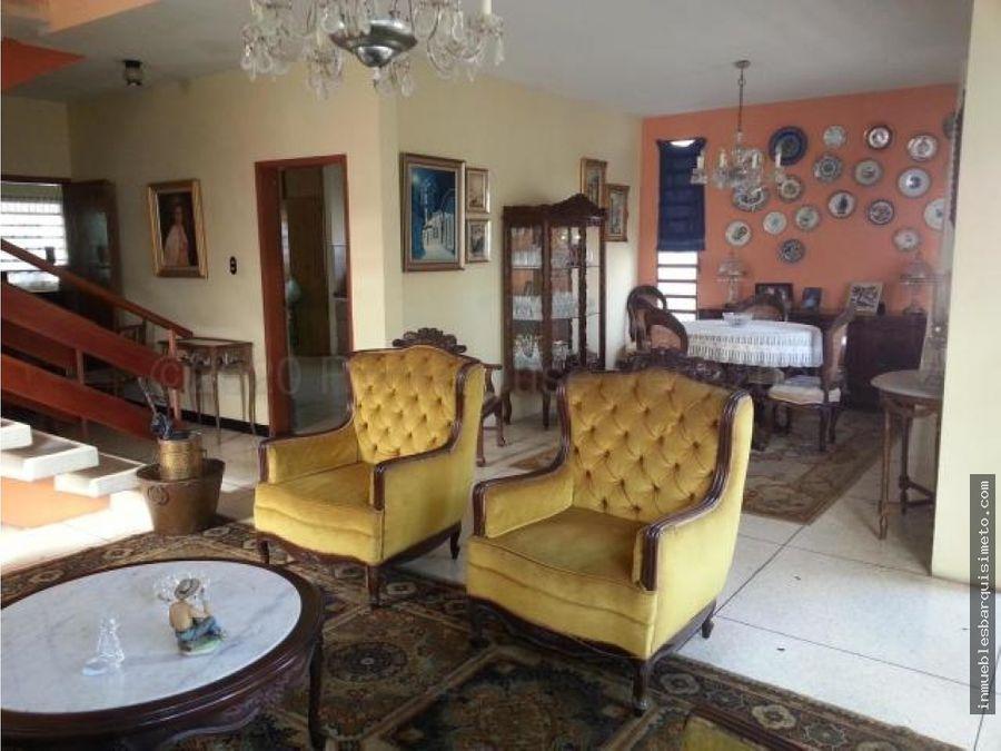 casa en venta este barquisimeto 22 3309 jcg