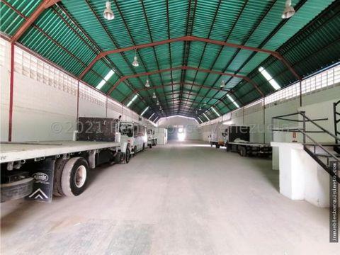 galpon en alquiler zona industrial barquisimeto 21 27200 jcg