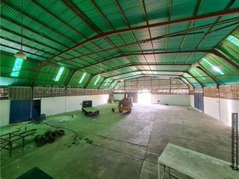 galpon en alquiler zona industrial barquisimeto 22 769 jcg