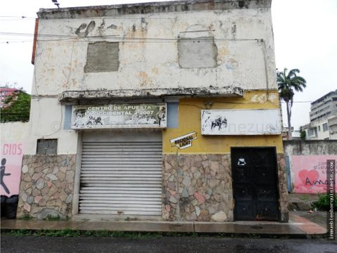 lote comercial en venta en barquisimeto centro 21 7332 rwa