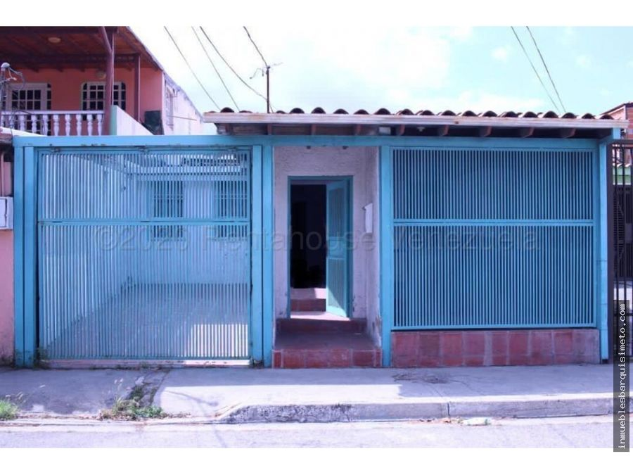 casa en alquiler el trigal cabudare jrh 21 6131