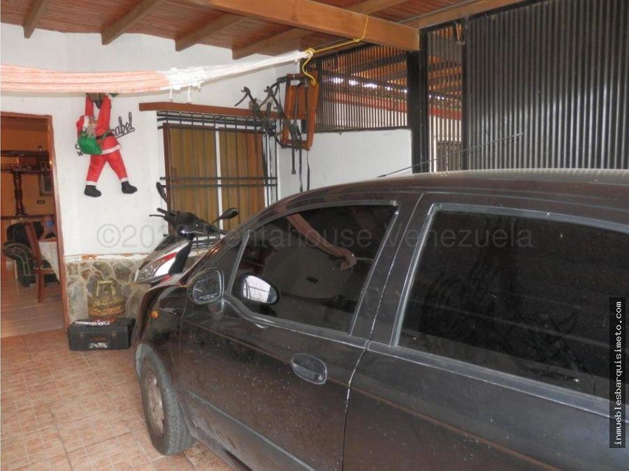 apartamento en alquiler centro cabudare jrh 21 3226
