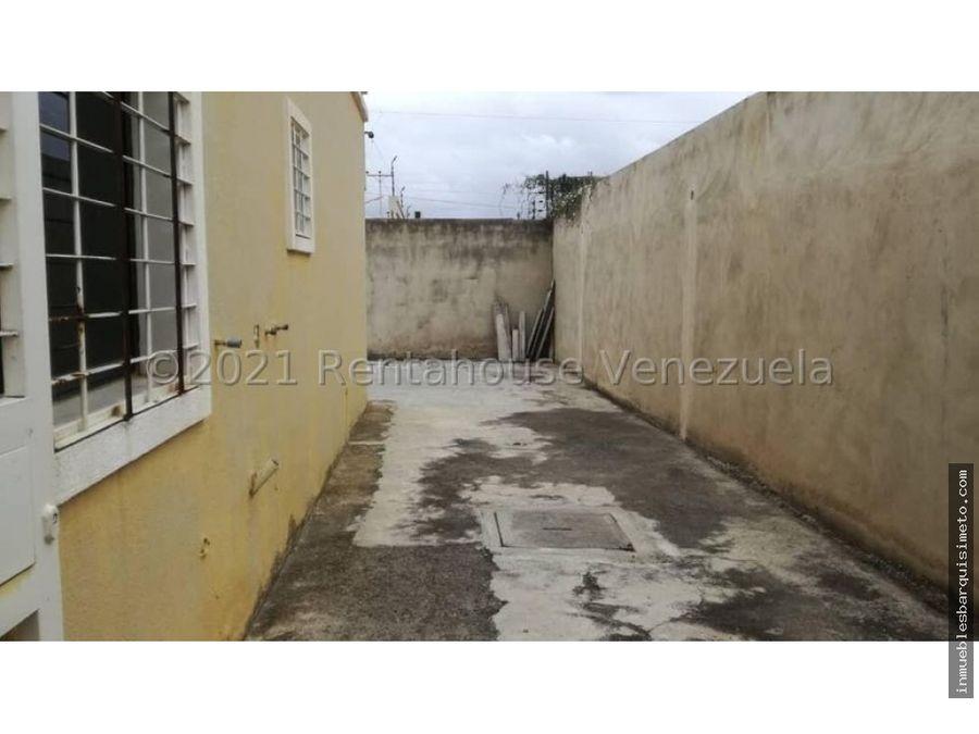 casa en venta en la montanita cabudare 21 22146 nds