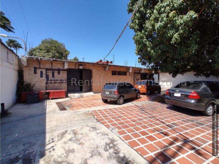 casa en venta oeste barquisimeto 22 3314 jcg