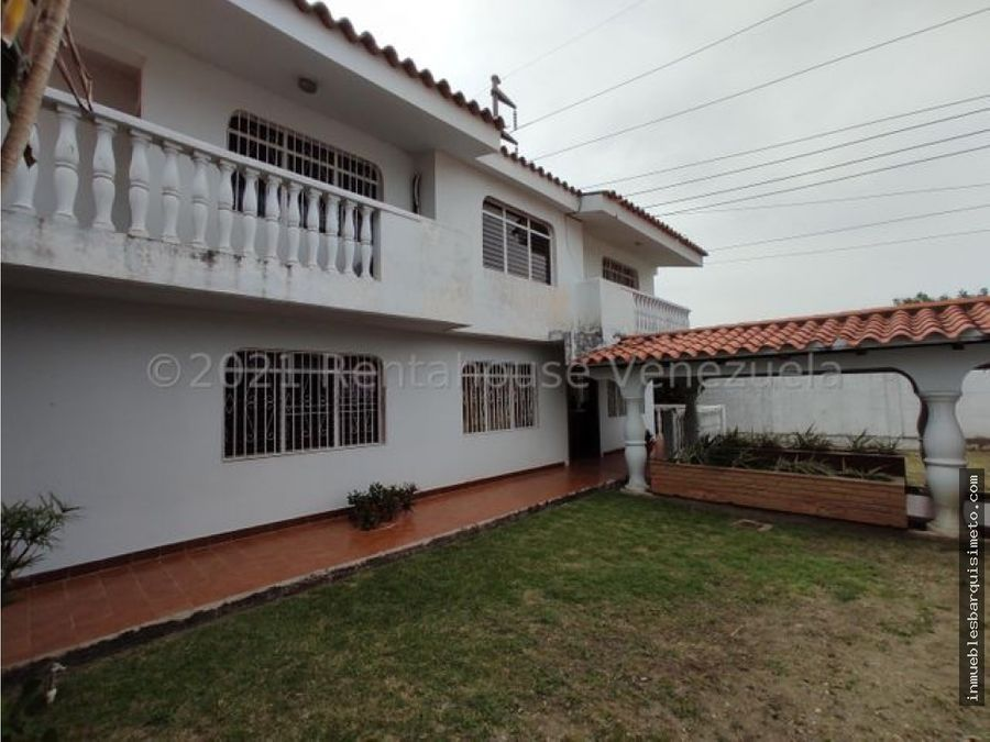 casa en venta este barquisimeto 22 3320 jcg