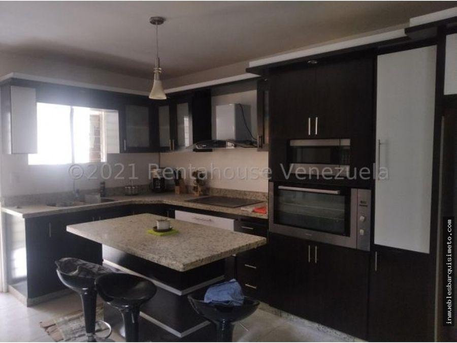 casa en alquiler trapiche villas cabudare 21 26732 jcg