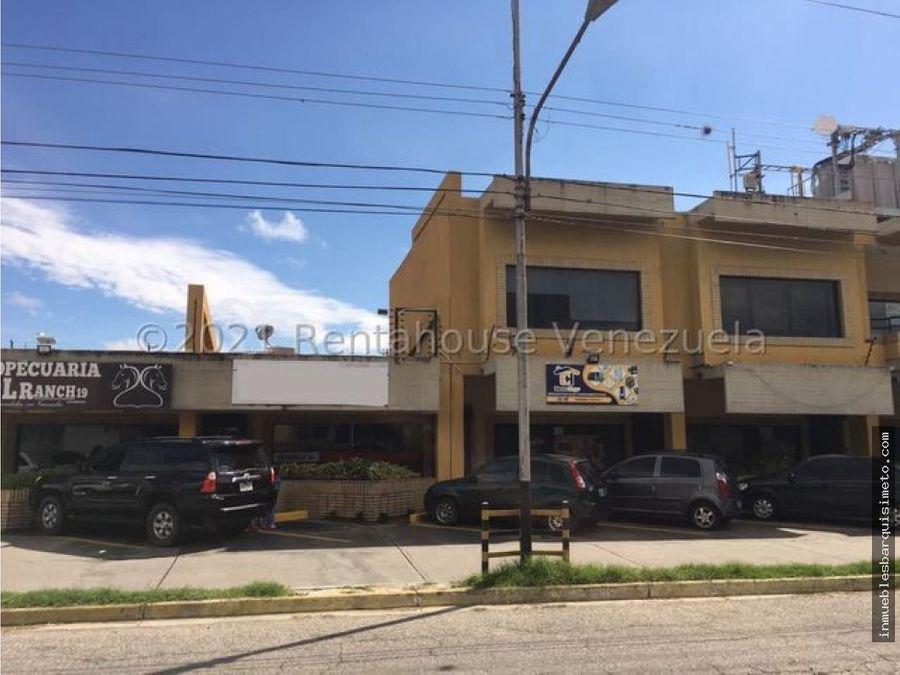 local comercial en venta cabudare cc trigalpa 22 4293 eao