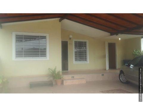 casa en venta yaritagua 20 9851 rbw