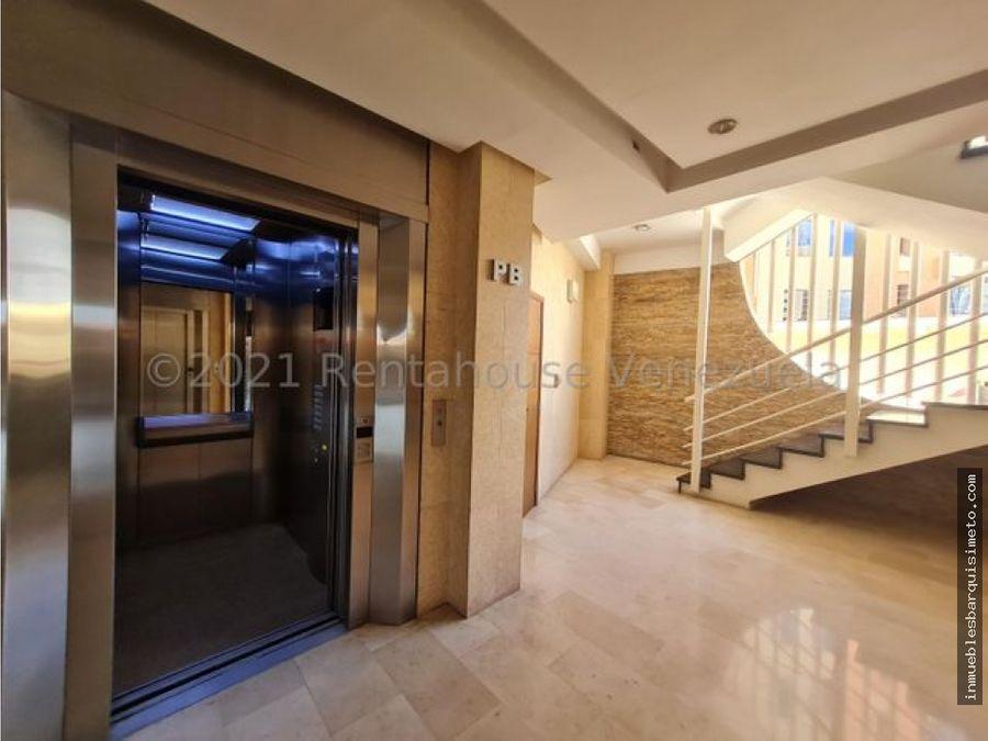 apartamento en venta colinas del turbio barquisimeto mls 22 5833 fcb