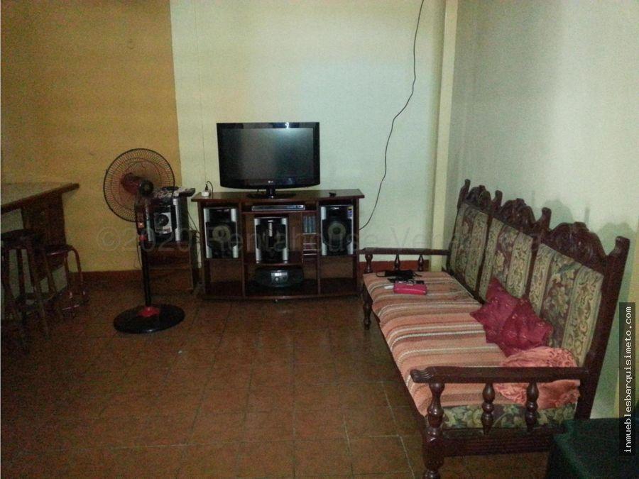 casa en venta avenida moran zona este de barquisimeto 22 3307 jcg