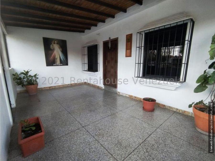 casa en venta el valle cabudare mls 21 19385 fcb