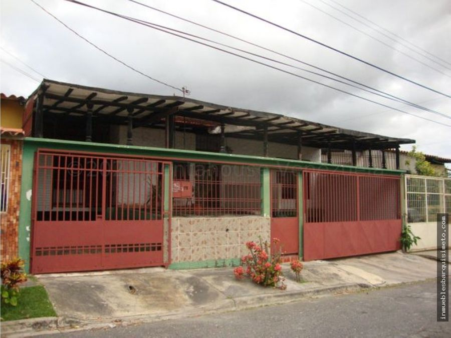 casa en venta parroquia jose gregorio cabudare mls 21 17495 fcb