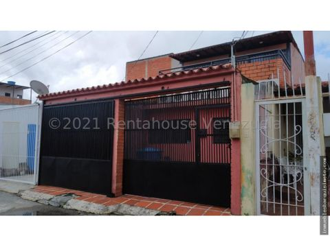 casa en venta en los yabos cabudare 22 2510 fcb