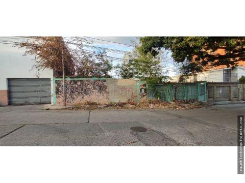 terreno en venta nueva segovia bqto 21 18489 nds