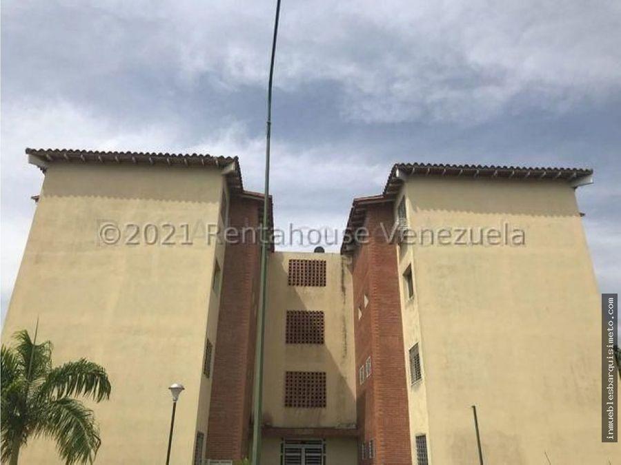apartamento en venta el cercado barqto 21 21207 nds