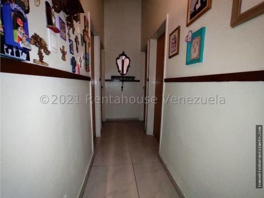 casa en venta cabudare lara 21 27564 jcg