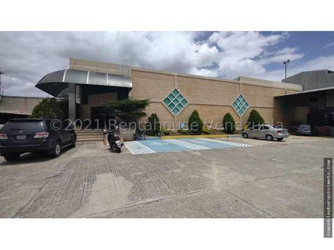 galpon en alquiler parroquia union barquisimeto mls 22 4312 fcb