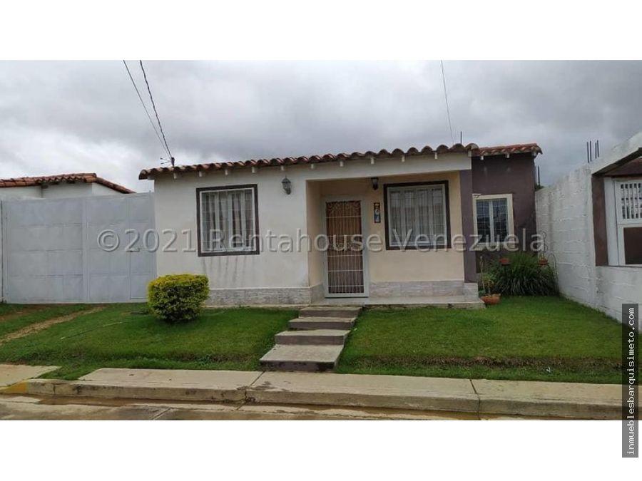 casa en venta la teura cabudare mls 22 6753 fcb