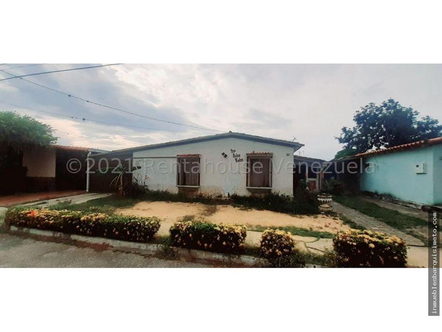 casa en venta el valle cabudare mls 21 21493 fcb