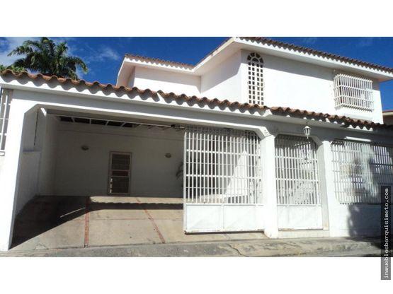 casa en venta este de barquisimeto 20 2490 as