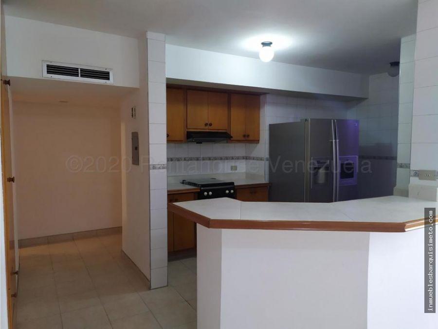 apartamento en alquiler zona este barquisimeto jrh 21 3727