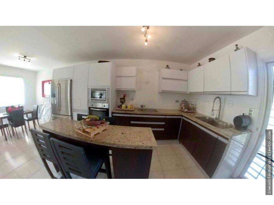 casa en venta trapiche villas cabudare 21 24797 jcg