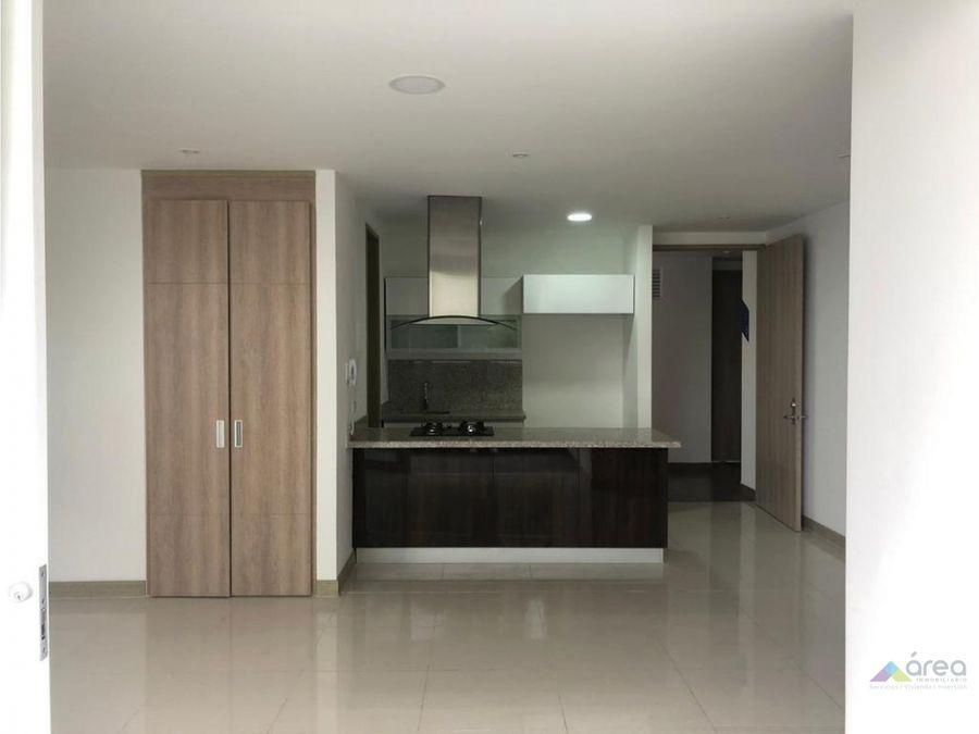 apartamento nuevo en santa teresita oeste de cali