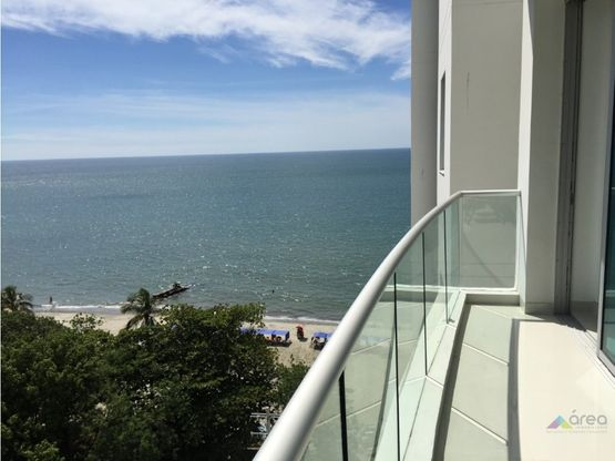 apartamento amoblado con vista al mar santa marta