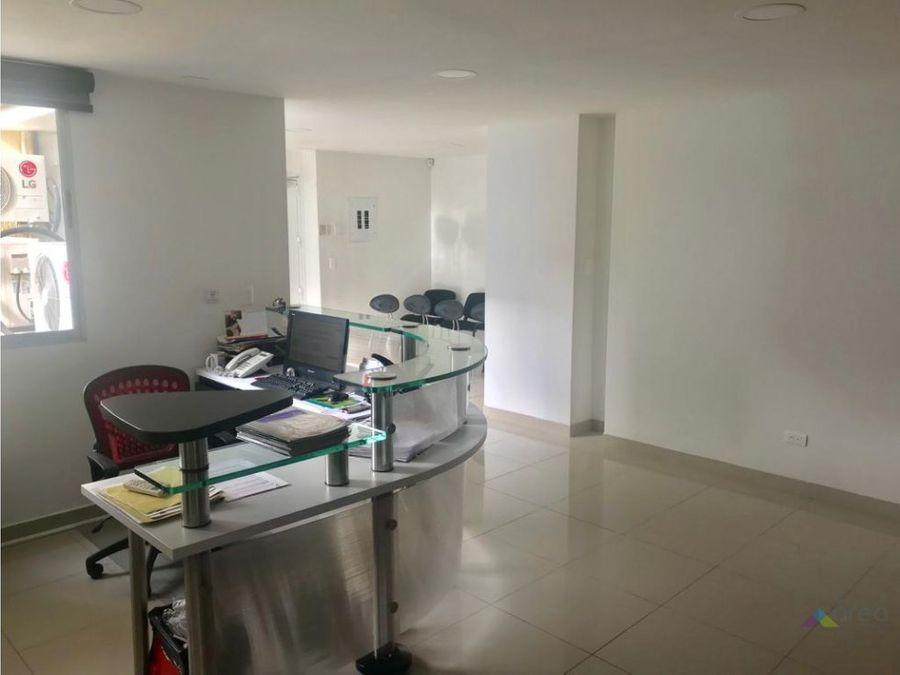 amplia oficina en el centro de cali