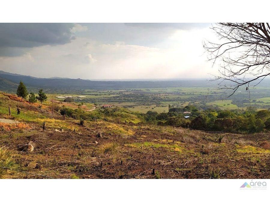 hermosos lotes cerca a la hacienda la maria la mejor vista del valle