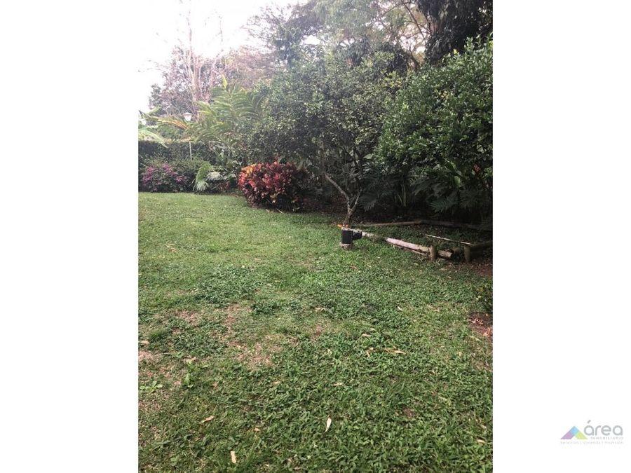 exclusiva casa campestre en la morada jamundi