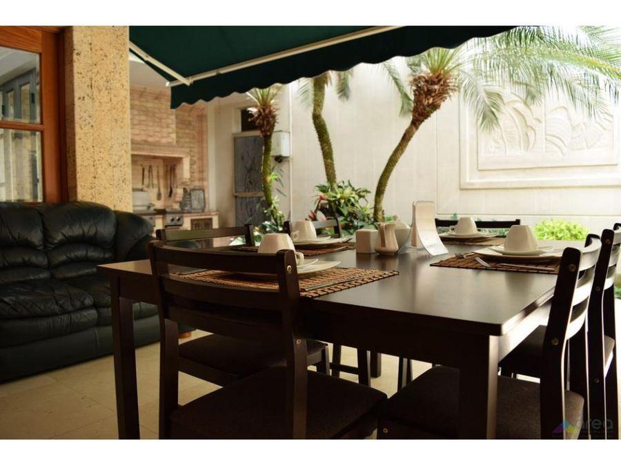 hermosa suite amoblada ciudad jardin sur de cali