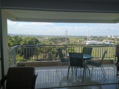 apartamento con hermosa vista alfaguara jamundi