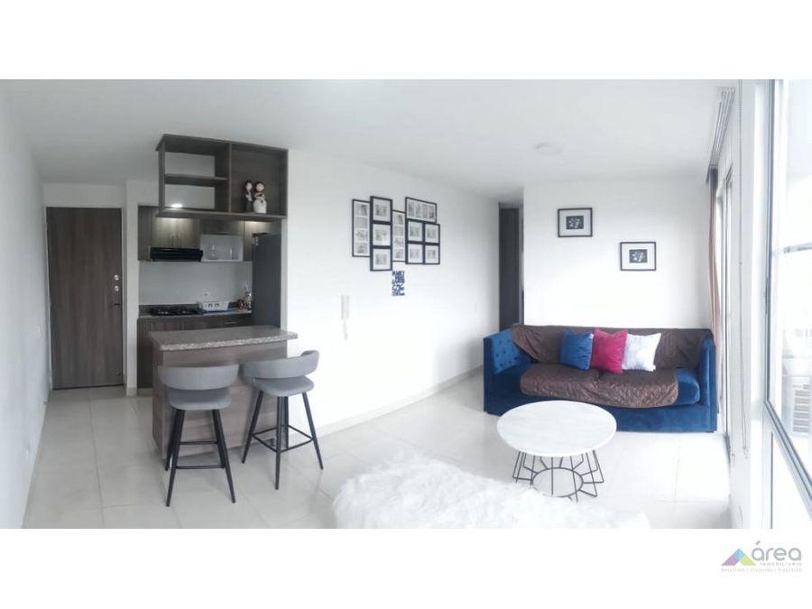 hermoso apartamento con vista jamundi