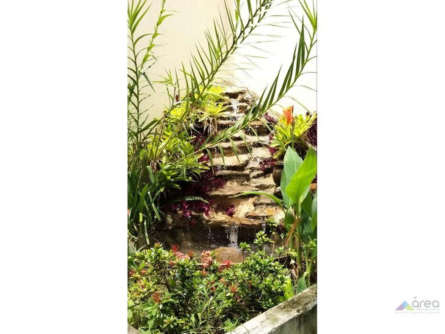 amplia casa independiente 3 niveles ciudad jardin