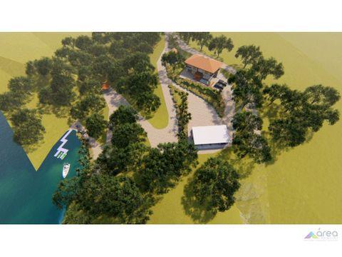lote en parcelacion con acceso al lago calima