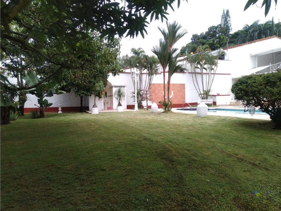hermosa casa independiente ciudad jardin sur de cali