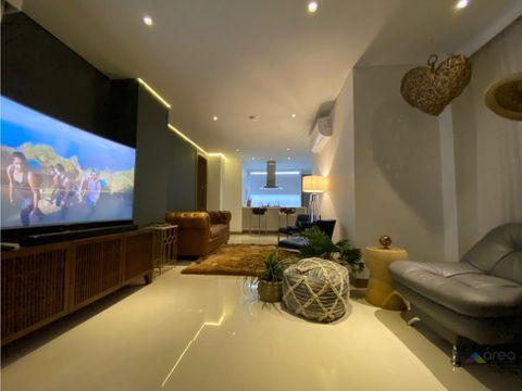exclusivo y moderno apartamento miraflores cali