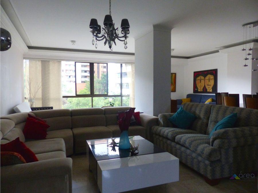 amplio y hermoso apartamento en santa rita oeste de cali