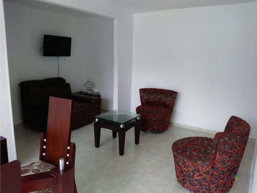 apartamento amoblado guadalupe sur de cali